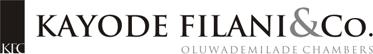 Kayode Filani & Co. | Oluwademilade Chambers